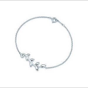 Tiffany Bracelet - Paloma Picasso Olive Leaf Vine